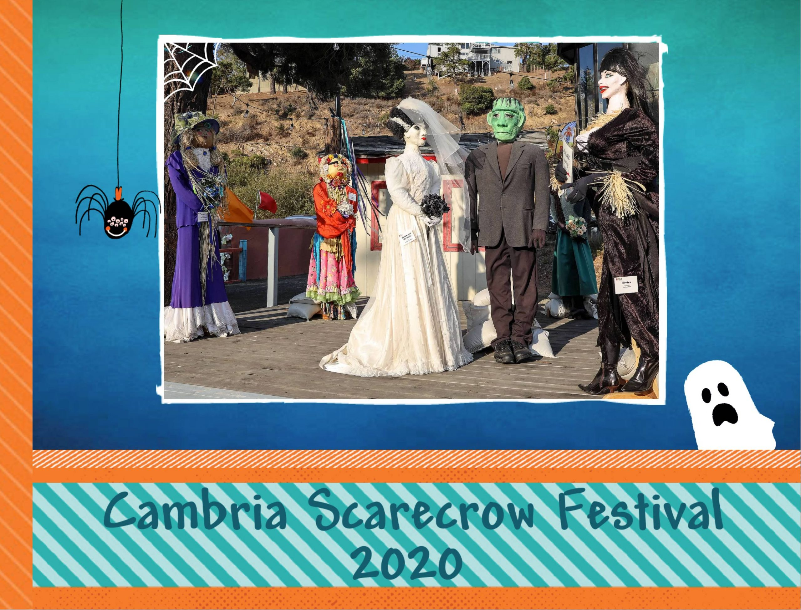 cambria scarecrow images book